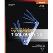 Inside Microsoft SQL Server 2005 : T-SQL Querying