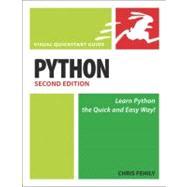 Python, Second Edition : Visual QuickStart Guide