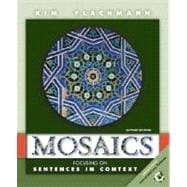 Mosaics : Focusing on Sentences in Context