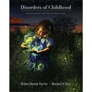 Disorders of Childhood: Development and Psychopathology, 1st Edition