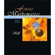 FINITE MATHEMATICS 4E