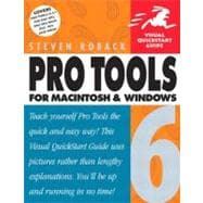 Pro Tools 6 for Macintosh and Windows Visual QuickStart Guide