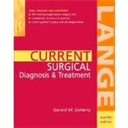 Current Surgical Diagnosis and Treatment
