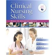 Clinical Nursg Skills & Mynlab Ac Package