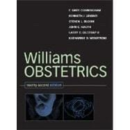 Williams Obstetrics: 22nd Edition