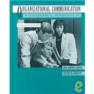 Organizational Communication 91
