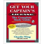 Get Your Captain's License : The Complete Study Guide