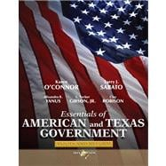 Essentials of American & Texas Government Roots and Reform, 2011 Edition Plus MyPoliSciLab with eText -- Access Card Package