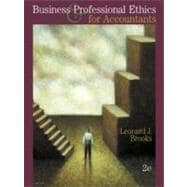 Business and Professional Ethics for Accountants