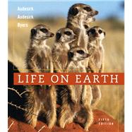 Life on Earth Value Pack (includes Current Issues in Biology, Vol 5 and Current Issues in Biology, Vol 4)