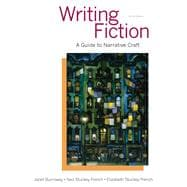 Writing Fiction A Guide to Narrative Craft