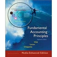 MP Fundamental Accounting Principles Media Enhanced Edition with Circuit City Annual Report and iPod Content  CD