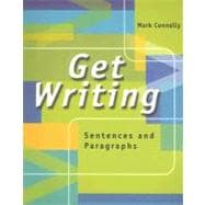 Get Writing Sentences and Paragraphs