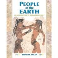 People of the Earth: An Introduction to World Prehistory w/CD