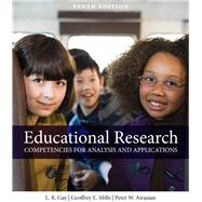 Educational Research Competencies for Analysis and Applications