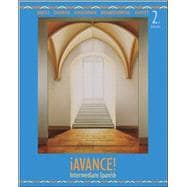 �Avance!  Intermediate Spanish Student Edition