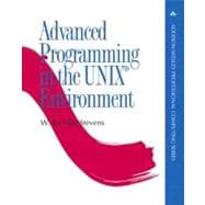 Advanced Programming in the UNIX Environment: Paperback Edition