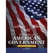 Essentials of American Government Roots and Reform, 2011 Edition with MyPoliSciLab with eText -- Access Card Package