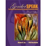 GenderSpeak Personal Effectiveness in Gender Communication