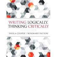 Writing Logically Thinking Critically Plus NEW MyWritingLab -- Access Card Package