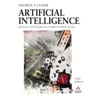 Artificial Intelligence : Structures and Strategies for Complex Problem Solving