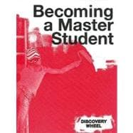 Student Discover Wheel for Ellis� Becoming a Master Student, 13th