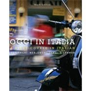 Oggi In Italia: A First Course in Italian, 9th Edition