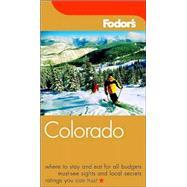 Fodor's Colorado, 6th Edition