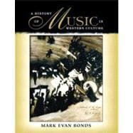 History of Music in Western Culture, A