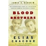 Blood Brothers : The Dramatic Story of a Palestinian Christian Working for Peace in Israel