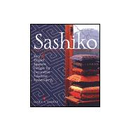 Sashiko Easy & Elegant Designs for Decorative Machine Embroidery