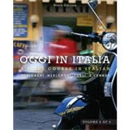 Oggi In Italia, Volume II, 9th Edition