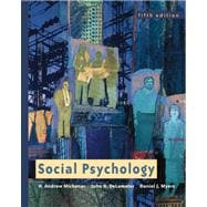 Social Psychology With Infotrac