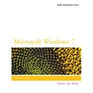 New Perspectives on Microsoft Windows 7, Introductory, 1st Edition