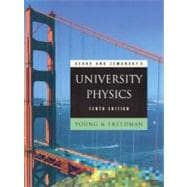 Sears and Zemansky's University Physics