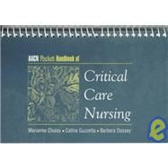 Aacn Pocket Handbook of Critical Care Nursing