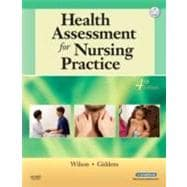 Health Assessment for Nursing Practice (Book with CD-ROM)