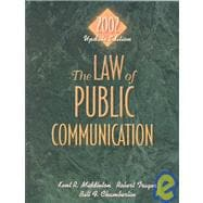 The Law of Public Communication, 2002