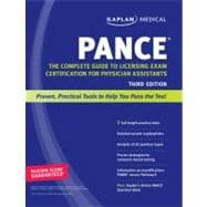 Kaplan Medical PANCE