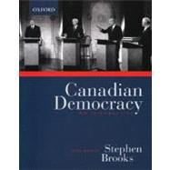 Canadian Democracy An Introduction