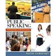 Public Speaking Strategies for Success Plus NEW MyCommunicationLab with eText -- Access Card Package