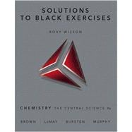 Solutions to Black Exercises, 11/e
