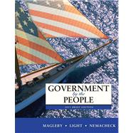 Government by the People, 2011 Brief Edition with MyPoliSciLab with eText -- Access Card Package