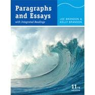 Paragraphs and Essays: With Integrated Readings, 11th Edition