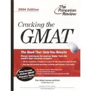Cracking the GMAT, 2004 Edition