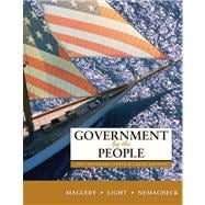 Government by the People, 2011 National, State, and Local Edition Plus MyPoliSciLab -- Access Card Package with eText -- Access Card Package