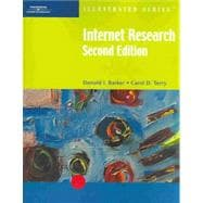 Internet Research, Second Edition-Illustrated