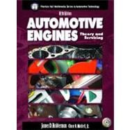 Automotive Engines : Theory and Servicing