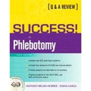 SUCCESS! in Phlebotomy: A Q&A Review