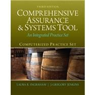 Computerized Practice Set for Comprehensive Assurance & Systems Tool (CAST) Plus Peachtree Complete Accounting 2012